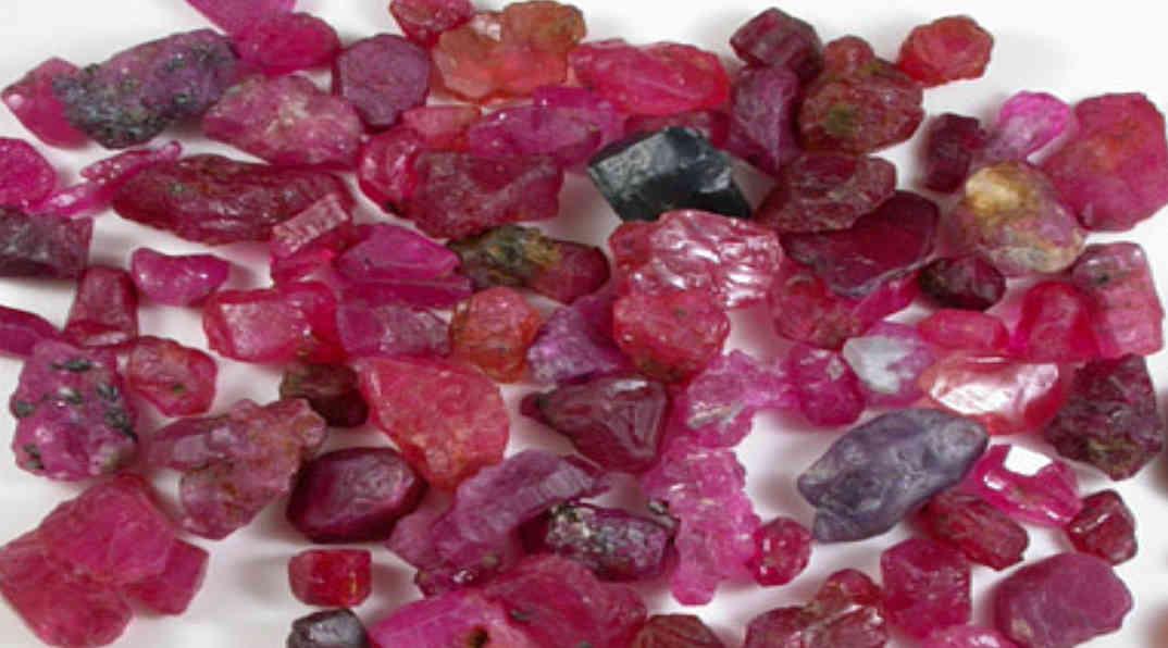 Jewelry - July Ruby - HerMJ.com