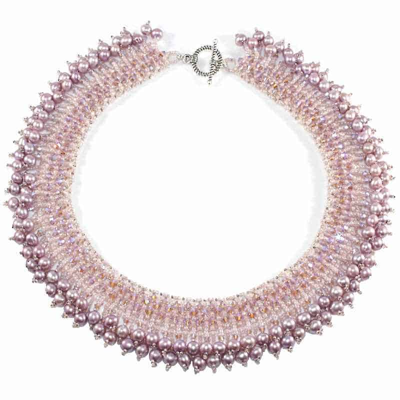 Grand Tradition Freshwater Pearl Necklace - HerMJ.com