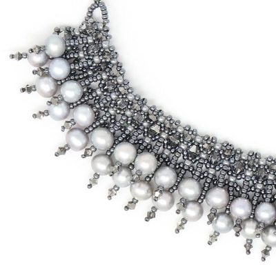 Pearl Diver Necklace