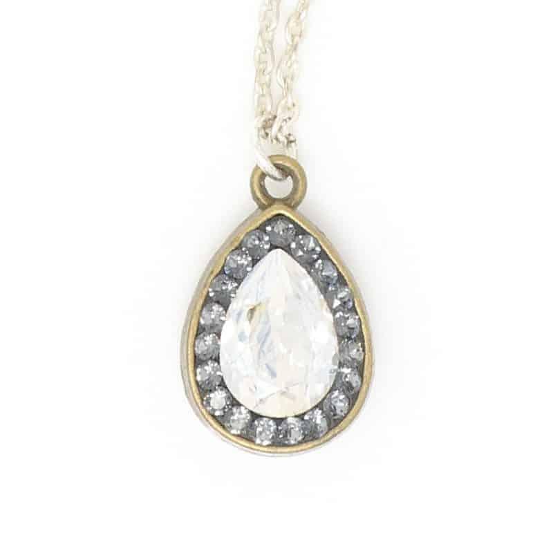 Swarovski Lights Crystal Pendant Necklace (Pendant)