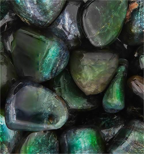 October Birthstone – Green Tourmaline Stone